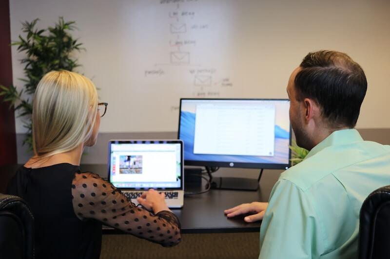 Online Marketing Manager arbeiten