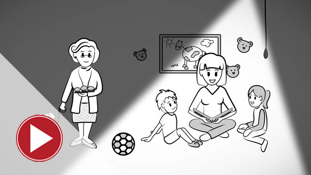 2D-Zeichentrickfilm als Erklärvideo